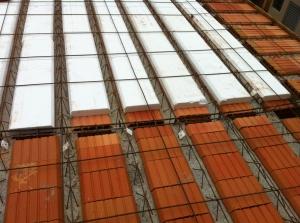 Lajes Treliçadas Mista - Cerâmica e EPS